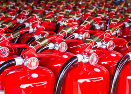 Blaze Fire and Safety | Fire Suppression Emergency Lights